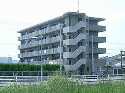 ウッドビレッジ01[2階]の外観