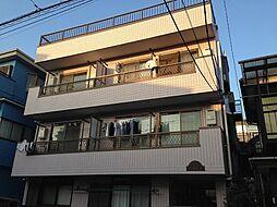 東京都府中市矢崎町2丁目の賃貸マンションの外観