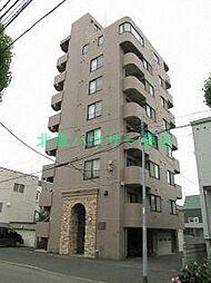 北海道札幌市東区北十五条東6丁目の賃貸マンションの外観