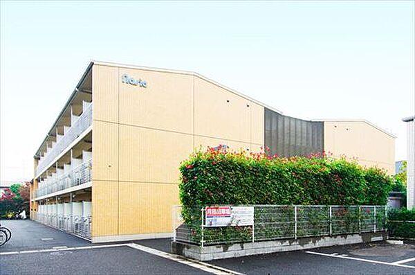東京都世田谷区等々力7の賃貸マンションの外観