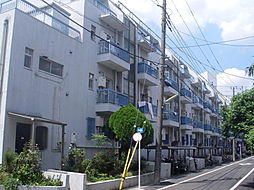 東京都世田谷区赤堤1丁目の賃貸マンションの外観