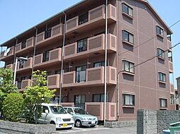 大阪府堺市南区原山台5丁目の賃貸マンションの外観