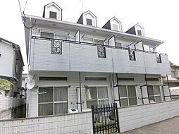 愛媛県松山市辻町の賃貸アパートの外観
