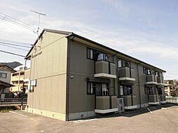 滋賀県大津市蓮池町の賃貸アパートの外観