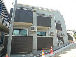 ベイシティ松戸小山II[202号室]の外観