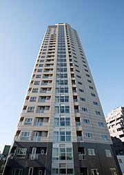 プライムアーバン新宿夏目坂タワーレジデンス[4階]の外観