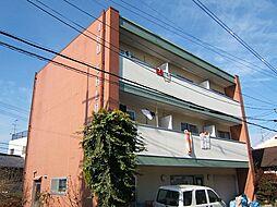 京都府宇治市木幡正中の賃貸マンションの外観