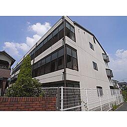 奈良県橿原市南八木町3丁目の賃貸マンションの外観