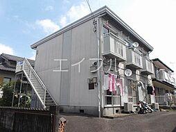 隅田ハイツ[1階]の外観