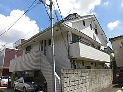 浅賀コーポ[1階]の外観