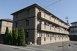 山口県下関市前勝谷町の賃貸アパートの外観