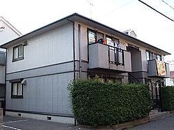 兵庫県姫路市広峰1丁目の賃貸アパートの外観