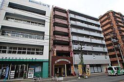 広島県広島市中区国泰寺町1丁目の賃貸マンションの外観