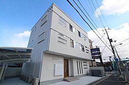 阪急千里線 北千里駅 バス7分 小野原南下車 徒歩5分の賃貸アパート