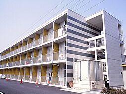 レオパレスグリーンウッドI[3階]の外観