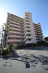 フレール六甲桜ヶ丘[8階]の外観