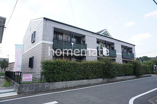 熊本県熊本市北区龍田陳内2丁目の賃貸アパート