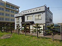 若竹アパート 2階[1階]の外観