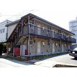 兵庫県豊岡市泉町の賃貸アパートの外観