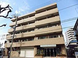東京都品川区南大井2丁目の賃貸マンションの外観