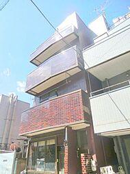 大川マンション[3階]の外観