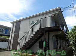 サンホワイトM207[2階]の外観