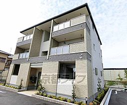 JR東海道・山陽本線 向日町駅 3.1kmの賃貸アパート