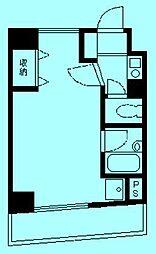 ポップ・ヴィレッジ[2階]の間取り