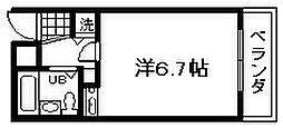 ベルトピア和泉大宮[2階]の間取り