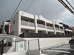 福岡県北九州市八幡西区永犬丸東町2の賃貸アパートの外観