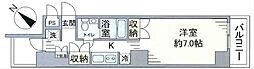 石渡ビル[3階]の間取り