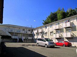 兵庫県川西市萩原2の賃貸アパートの外観
