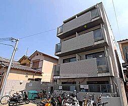 京都府京都市北区大宮中林町の賃貸マンションの外観