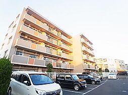 東京都足立区皿沼2丁目の賃貸マンションの外観