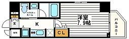 アーデン堺筋本町[8階]の間取り