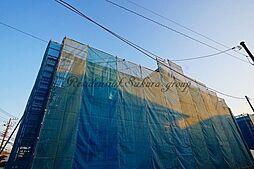 仮称)フィカーサ鵠沼海岸C棟[2階]の外観
