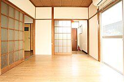 朝霞台 賃貸アパート 東洋荘 A号室の外観
