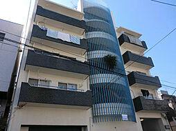 マンション・サンエース[4階]の外観