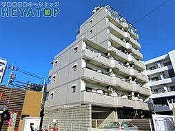 愛知県名古屋市瑞穂区豊岡通3丁目の賃貸マンションの外観