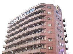 コンフォール長吉[8階]の外観