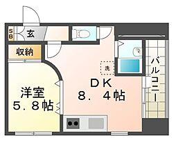 TSUKAGUCHI HOUSE(ツカグチハウス)[3階]の間取り