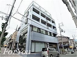 兵庫県神戸市灘区鹿ノ下通2丁目の賃貸マンションの外観