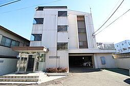 ながしまマンション[4階]の外観