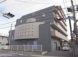 ラ・コート・ドール津田沼[3階]の外観
