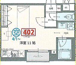 兵庫県姫路市西夢前台2丁目の賃貸マンションの間取り