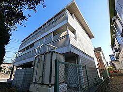 千葉県千葉市若葉区小倉台2丁目の賃貸マンションの外観