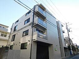 ビショー武蔵関[201号室]の外観