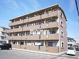 プロムナードI[1階]の外観