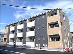 クリアネスN B[3階]の外観