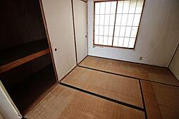 収納付きの居室は子供部屋にもぴったりです